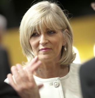 EU-ambassadeur Emily O'Reilly, © Europese Gemeenschappen.