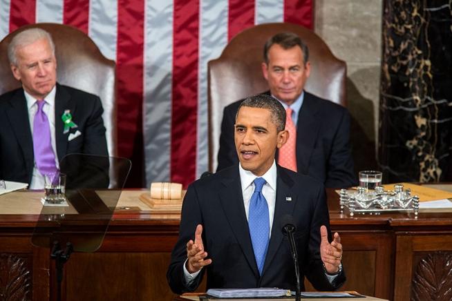 Foto: Chuck Kennedy, Witte Huis (licentie).