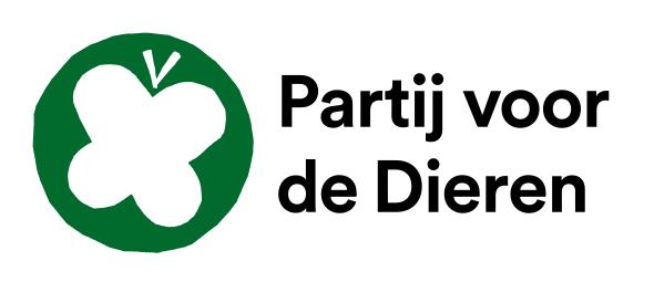 partij voor de dieren logo